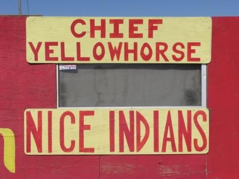 Nice Indians.
