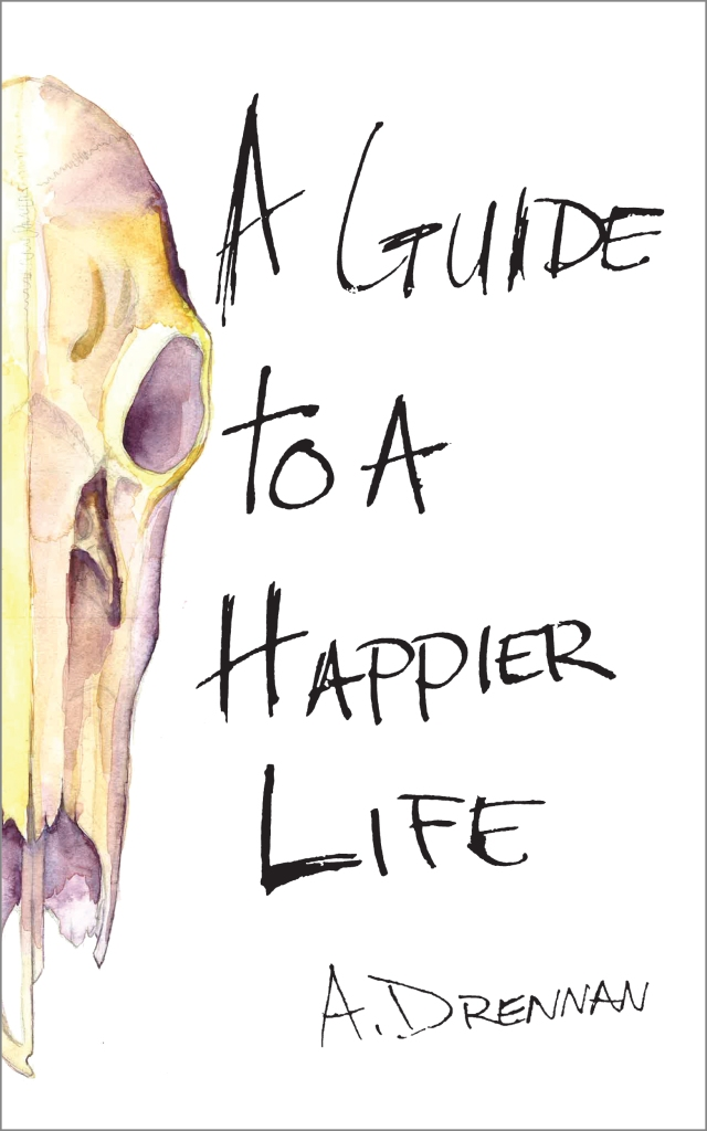 A Guide to a Happier Life book cover